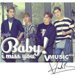 Download nhạc Mp3 Baby I Miss You (Single) chất lượng cao